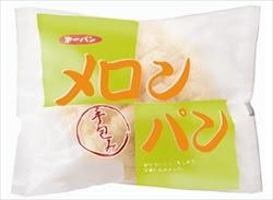 手包みメロンパン