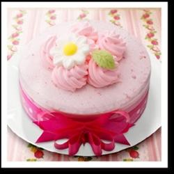 ベリーストロベリーケーキ