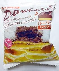 ドーワッツ チョコ&クランチ