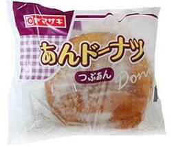 あんドーナツ(つぶあん)