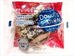 つぶチョコリングドーナツ