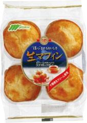 生マフィンケーキ