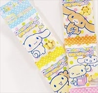 5連シナモンロール卵黄かぼちゃボーロ