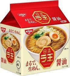 清ラ王 醤油 5食パック