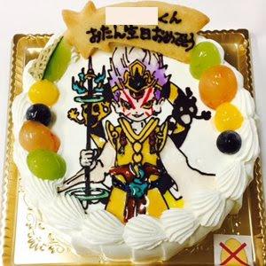 カードキャプターさくら(大道寺知世)の鶏卵不使用ケーキ