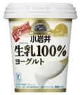 小岩井 生乳 (なまにゅう)100% ヨーグルト 400g