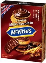 マクビティミルクチョコレート 12枚