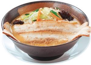 味噌野菜たんめんプレミアム 840円