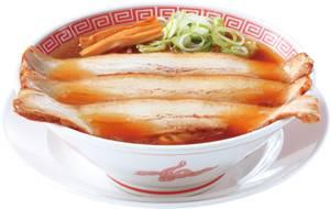 中華そばプレミアム 740円