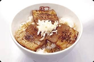 炙り焼豚ご飯