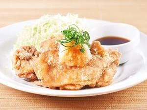 若鶏の竜田揚げ おろしポン酢(2枚)