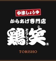 鶏笑logo